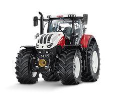 Steyr Terrus CVT Tractor