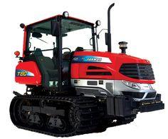 Yanmar Track Tractor