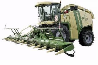 Krone Big X 1100 Combine