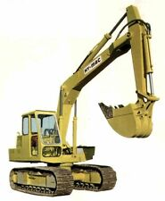 Hymac 580 Excavator