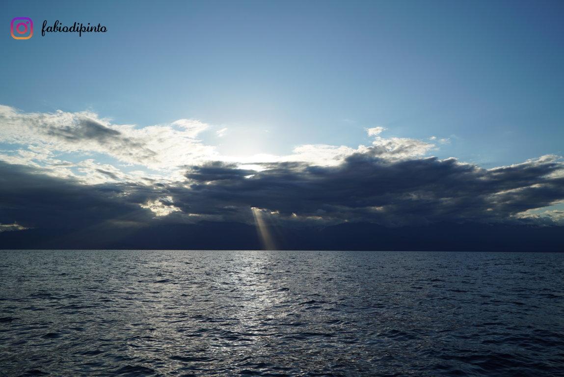 Corsica: nuovi tramonti, Settembre 2017