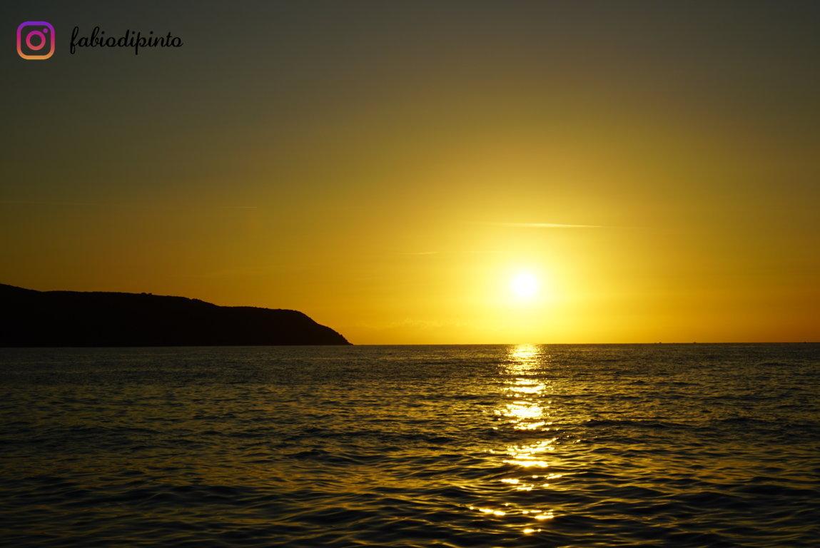 A largo dell'Isola d'Elba, Settembre 2017