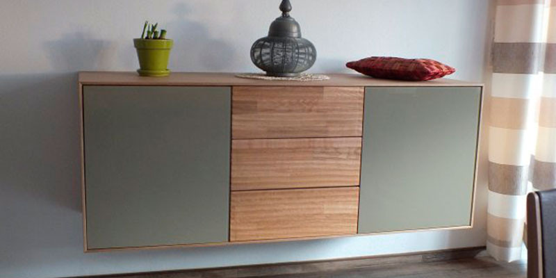 Tischlerei Kalischko Wohnzimmermöbel