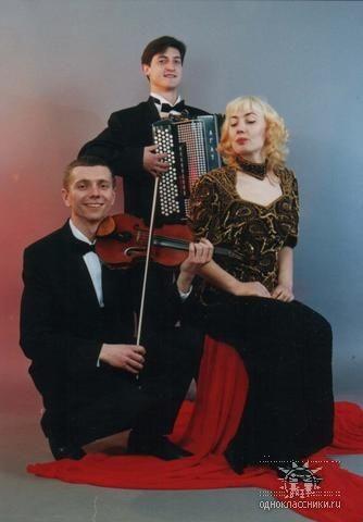 Musikgruppe Jatran aus Odessa, Ukraine  2002
