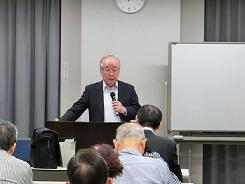 「頼山陽ネットワーク」顧問でもある  頼祺一先生による頼山陽文化講座