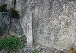 大仏殿石垣