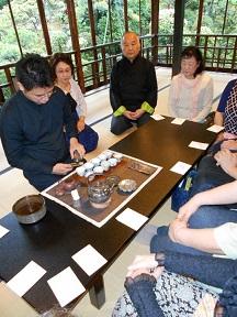 三癸亭賣茶流 若宗匠の茶席