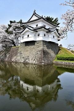 新発田城の辰巳櫓