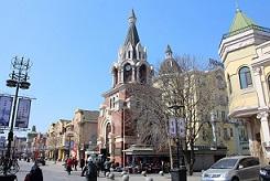 ロシア人街