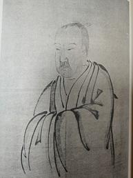 (飯岡)義斎像         頼山陽全書全伝上より