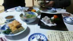 隠元禅師伝来普茶料理