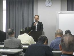 荒木清二氏は現在、広島県立文書館学芸員