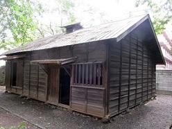 札幌に残る屯田兵屋には、徳島から   移り住んだ曽祖父母一家も暮らしていた。