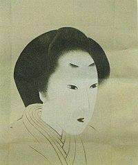 広大院の肖像画