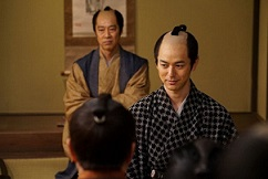 菅谷半之亟を演じる妻夫木聡クン。