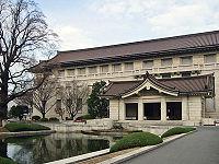 東京帝室博物館        (現・東京国立博物館本館)