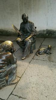魯迅と話し上手の祖母