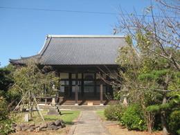 頼山陽が宿泊した中津古城の「正行寺」
