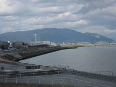 桑名・木曽川河口