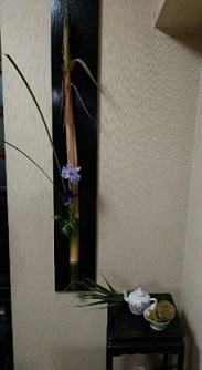 栴檀とヨモギの葉,柏餅に粽