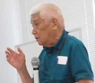 94歳の末広一郎さん