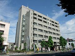 成城警察署の建物