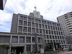 新宿区 戸塚警察署の建物