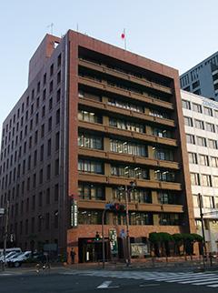 麹町警察署の建物