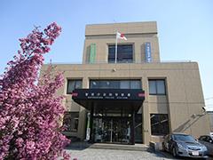 葛飾警察署の建物