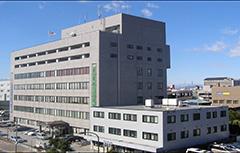 町田警察署の外観