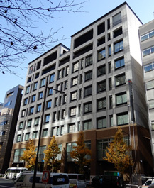 神田警察署の建物