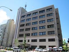 蒲田警察署の外観
