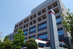 北沢警察署の建物