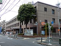 石神井警察署の外観