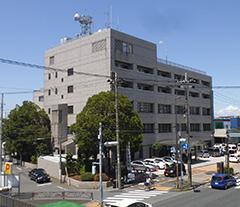 亀有警察署の建物