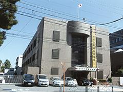 駒込警察署の建物