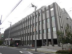 本所警察署の建物
