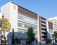 中野警察署の外観
