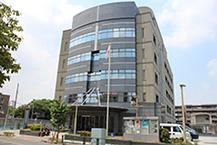 小金井警察署の建物