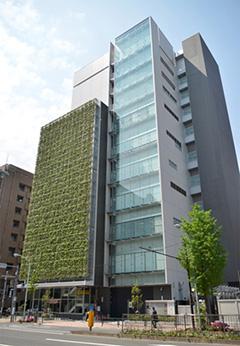 大塚警察署の建物