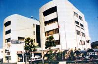 川口警察署の外観