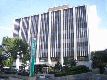 世田谷警察署の建物