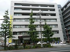 荻窪警察署の外観