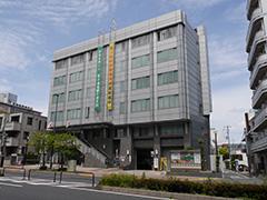 富坂警察署の建物
