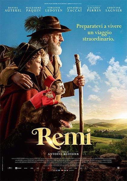 Travo Cinema Sotto Le Stelle Piazzetta Borgo Antico dalle ore 21:30  REMI Martedì 16: dalle ore 21:30 - Travo #Remi