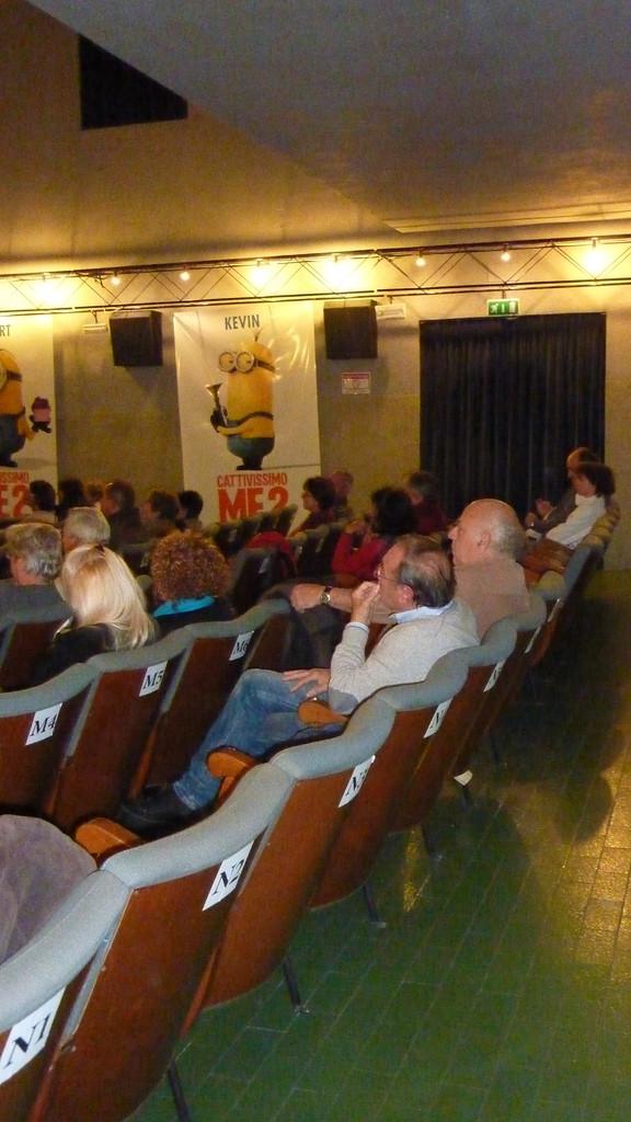Cinema Le Grazie -L'ultimo pastore sabato 19 ottobre 2013