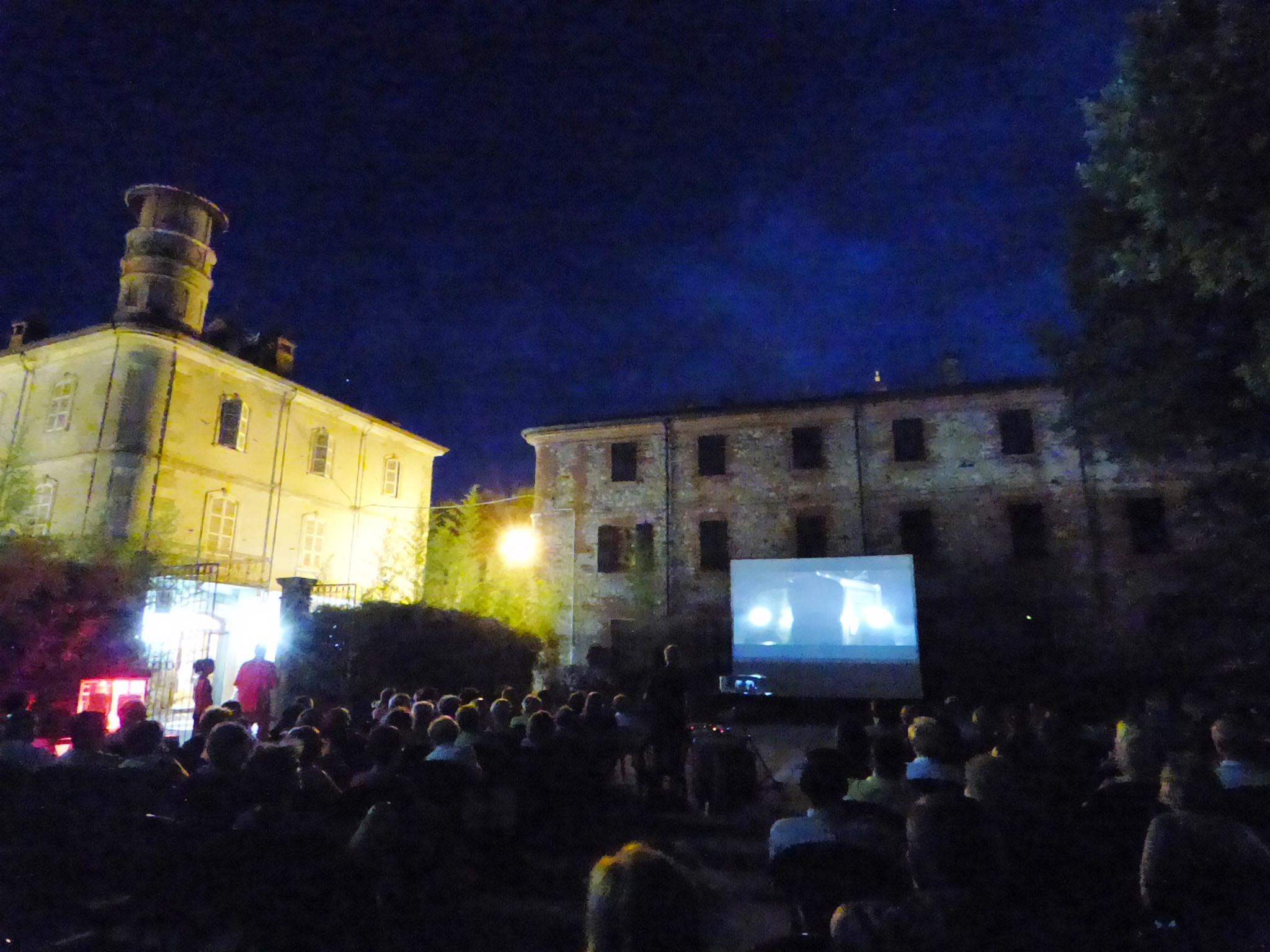 Cinema sotto le stelle a Rivergaro 4 agosto 2016