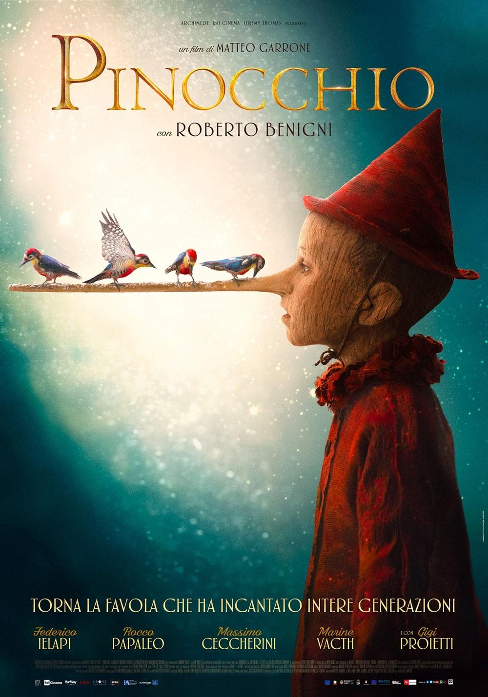 PINOCCHIO mercoledì 25, giovedì 26: ore 18:30 – 21:15 venerdì 27, sabato 28, domenica 29, lunedì 30, lunedì 31, martedì 1: ore 21:15 giovedì 2: ore 16:30 #Pinocchio