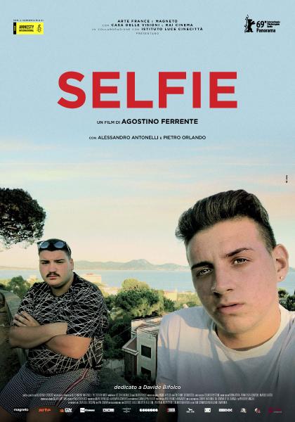 SELFIE lunedì 24, martedì 25, mercoledì 26: ore 21:15 #SelfieIlFilm
