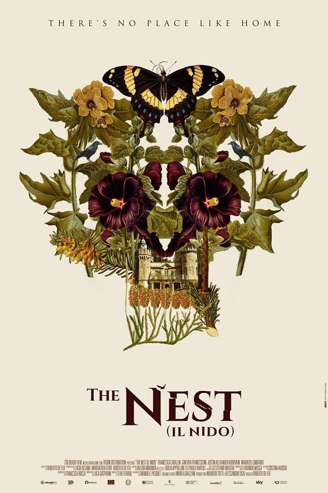 THE NEST – il nido  giovedì 22, venerdì 23, sabato 24, domenica 25, lunedì 26, martedì 27: ore 21:15 #TheNest Il Nido